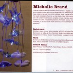 Michelle Brand in Eco Art Directory 2003